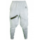 Pants Zipped Light Grey